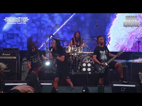 Burgerkill -  Shadow Of Sorrow live at Magnumotion Bandung Chapter 2018