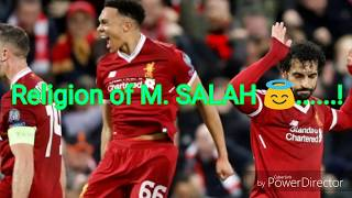 RELIGION OF  Mohammad Salah.......! THE DOCUMENTARY{#1 MUSLIM PLAYER} word documentary