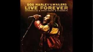 Bob Marley & The Wailers - Zimbabwe - Live Forever 2011