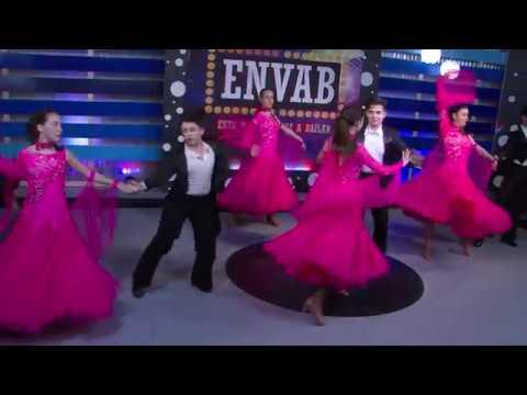 Bailando a ritmo de tango con la Academia Raúl Campo