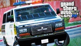 GTA 5 LSPDFR SP #71 - S.W.A.T. Patrol