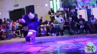 X ONE VS JENKO EL PASTEL BGIRL BATTLE 2016