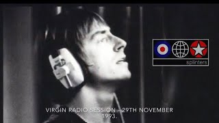 Paul Weller - 'This Is No Time' - Acoustic 1993