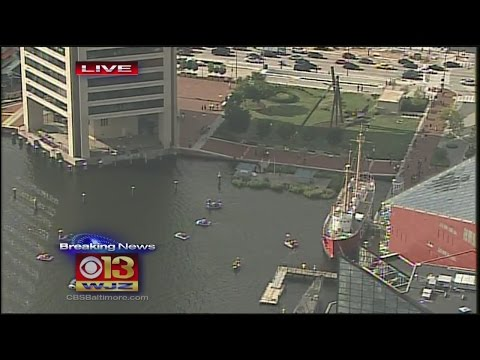 Body Found At The Inner Harbor