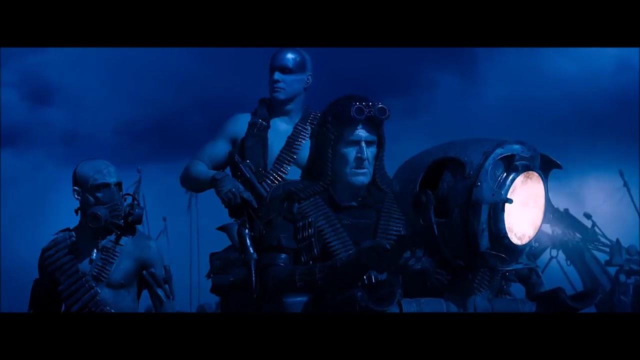 Scene From Mad Max Fury Road Bullet Farm Youtube