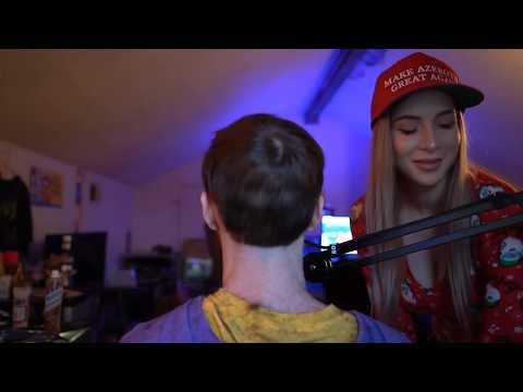 Asmongold gets a makeover Ft. Pink Sparkles (Beauty Vlog #69)