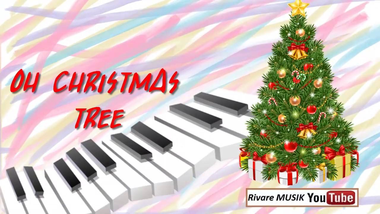Oh Christmas Tree!! 🎄🎵🎄⭐🎵 Piano Cover - YouTube