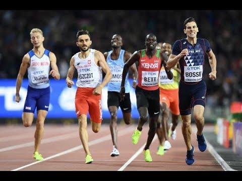 MEN'S 800M FINAL – IAAF WORLD CHAMPIONSHIPS LONDON 2017