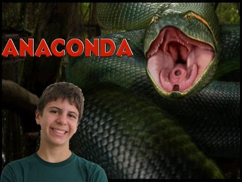 RECENSIONE FILM-Anaconda Travel Video