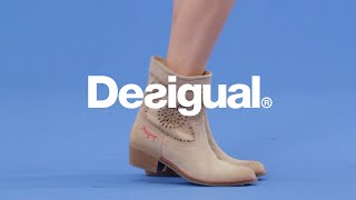 Desigual Shoes made with love