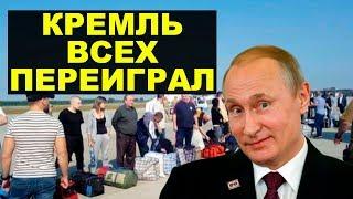 Обмен пленными между Украиной и Россией