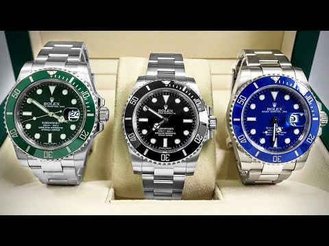 Rolex Submariner Ceramic – What Makes it So Special?