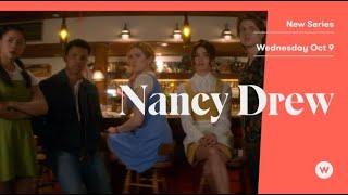 Nancy Drew | New Series Wednesday Oct 9