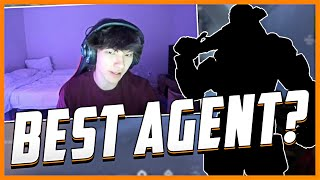 SEN Sinatraa | TΗE BEST AGENT FOR BEGINNERS IN VALORANT?!