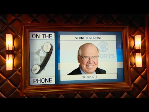 CBS Broadcaster Verne Lundquist Talks CFB & More on The RE Show - 11/29/16