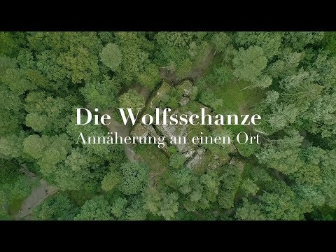 Die Wolfsschanze – Annäherung an einen Ort