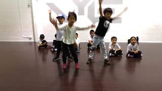 BRUNO MARS - Uptown Funk | Kids Summer Workshops 2017 (Age 4-7)