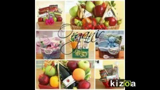 Organic/Healthy Gift Baskets-Lady*Lois