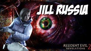 Resident Evil Revelations 2 Mods - Jill Russia