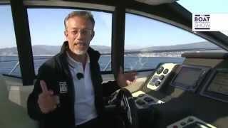 Azimut 62S Italia, The Boat Show (ITA)