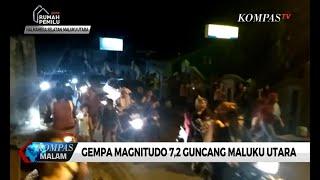 Download Video Gempa Magnitudo 7,2 di Halmahera Selatan,Warga Diimbau Tetap Tenang MP3 3GP MP4