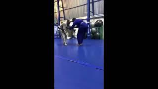 BJJ Black Belt (60kgs) vs Wrestler/MMA/BJJ Blue belt (110kgs)