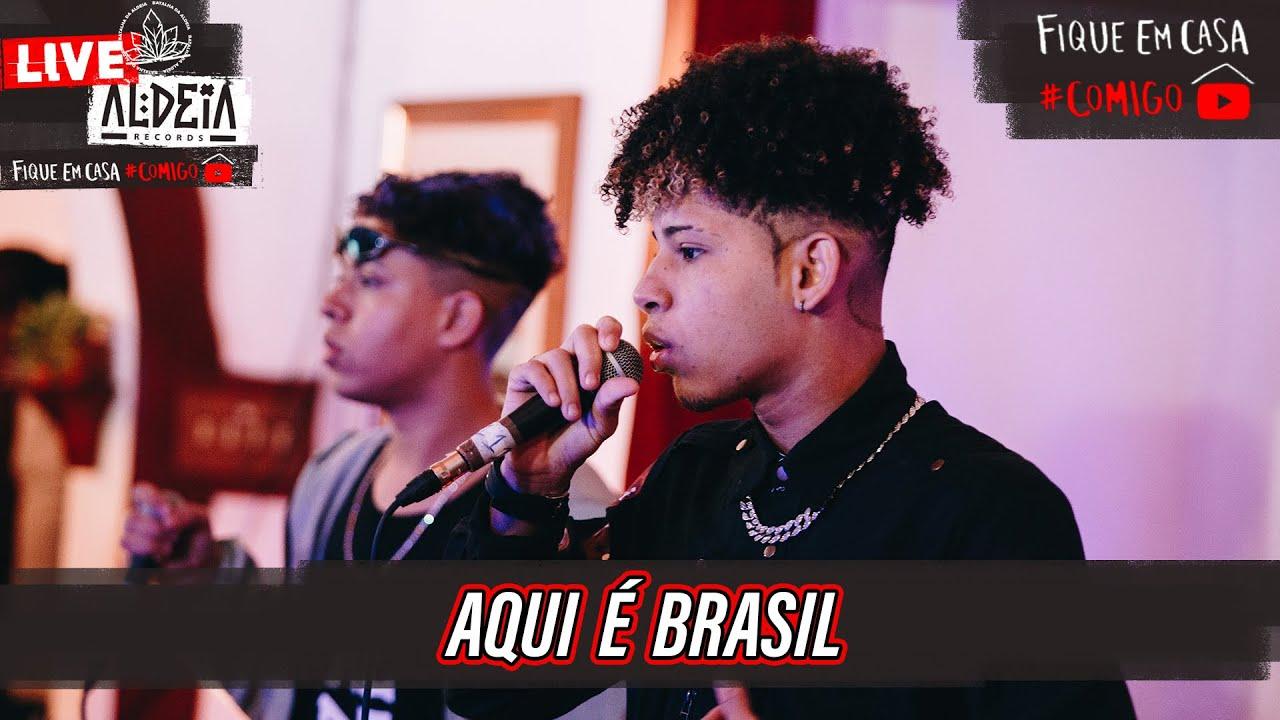 Download AQUI É BRASIL AO VIVO   #LIVEALDEIA