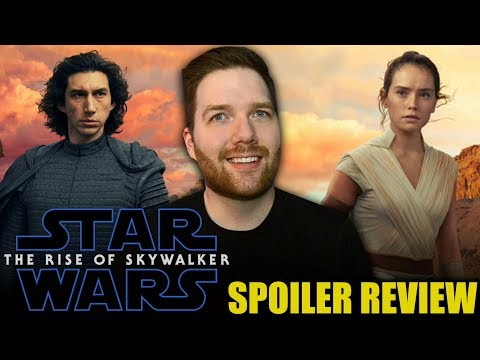 Star Wars: The Rise Of Skywalker - Spoiler Review