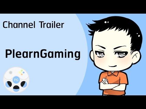ยินดีต้อนรับเข้าสู่ช่อง PlearnGaming - Channel Trailer