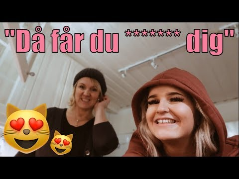 Min och mammas hemliga deal- vloggmånad dag 11