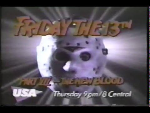 F13th TV Ads, Trailers and More! Part 1