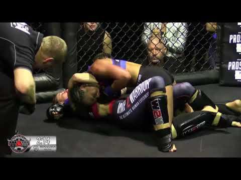 Wimp 2 Warrior Finals Brisbane Amanda Mey vs Zhara Krine