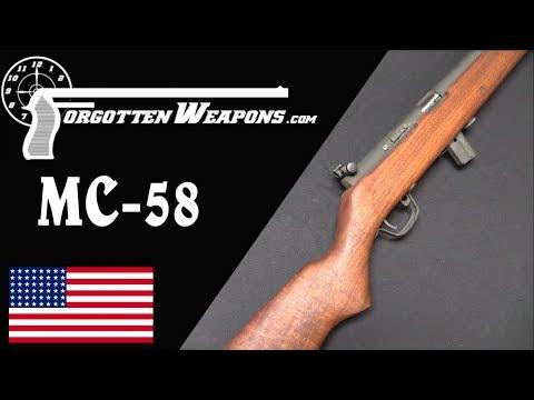 MC58: A USMC Semiauto Trainer 22 for the M14