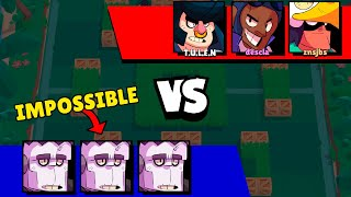 3 *FRANKS* IN BRAWL BALL (not clickbait) ! Wins & Fails #103