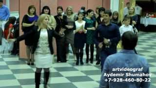 Свадьба Костоковых Майкоп Circassian National Art Film