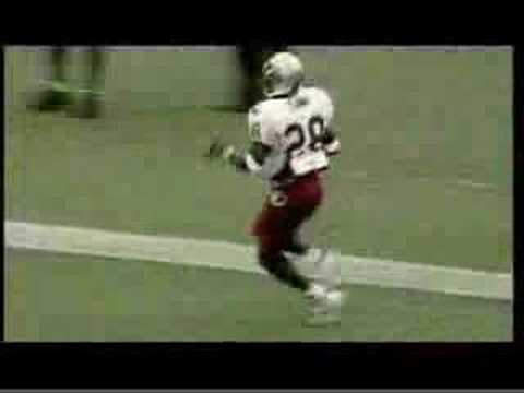 Warrick Dunn at FSU (Part 1)