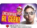 watch he video of ENCUENTRA AL GEEK! | WHERE'S MY GEEK - LUH