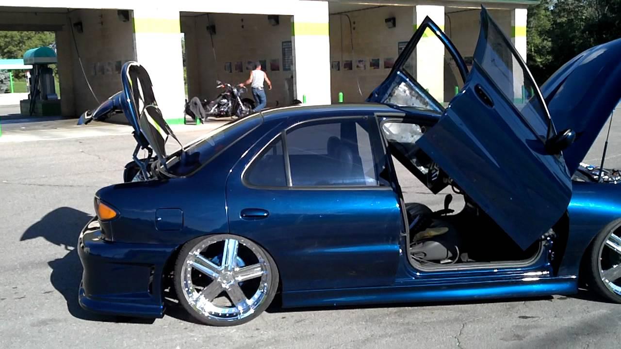 Candy Cobalt Blue Car Paint
