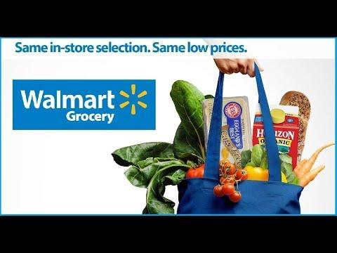 Walmart Grocery Promo Code Youtube