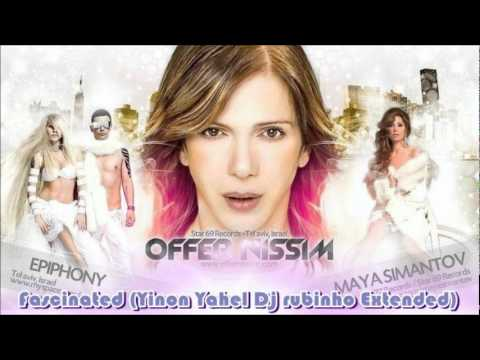 Offer Nissim - Fascinated (Mega Mix Yinon Yahel Dj rubinho Hits Extended Version)