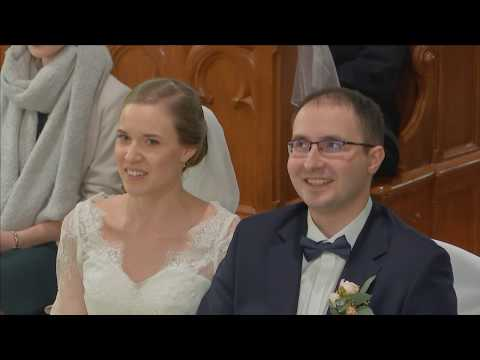 ślub Martyny I Pawła Mocni W Duchu Jezuici Tv