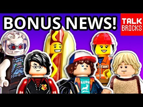 Lego Games 2020.Bonus Lego News New 2020 Star Wars Sets Lego Deals Summer Sets Stranger Things Bonus Lego Games
