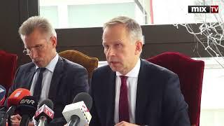 Подозреваемый в коррупции Глава Банка Латвии Илмар Римшевич о событиях последних дней. #MIXTV