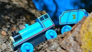 Thomas The Tank Engine Character Fridays - Edward - A Wooden Railway Toy Train Review