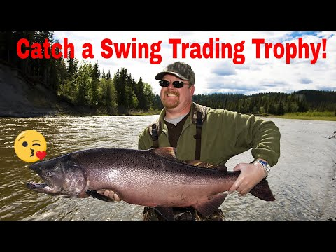 Swing Trading Chart Patterns - Catch Trophies Not Minnows Even While You Work