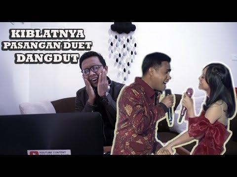 KIBLATNYA PASANGAN DUET DANGDUT : Fildan dan Lesti - Kiblat Cinta | D'Academy Asia 4