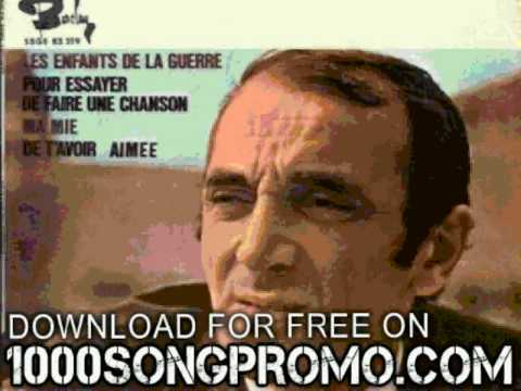 Charles Aznavour - You've Got To Learn Feat John - Duos