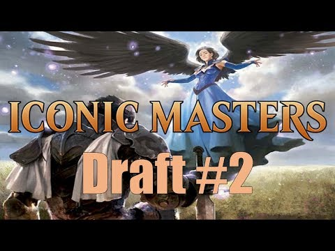 Iconic Masters Draft #2