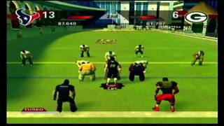 NFL Street 2 Gameplay [1080p] [60fps]