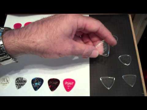 An Unbiased Pick Update - Dunlop Stubby, V-Pick, Fred Kelly Slick Pick Thumb Pick